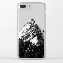 Keep Klimbing Clear iPhone Case
