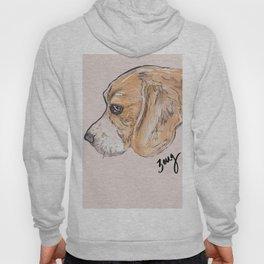 Beagle Portrait Hoody
