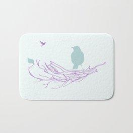 Nest with Bird Bath Mat