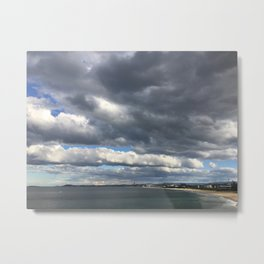 Beautiful shot of Wollongong in Sydney Australia Metal Print