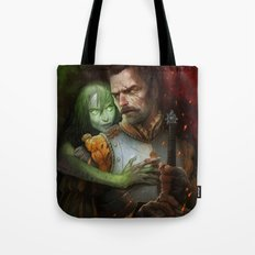 Condemned By Fire Tote Bag