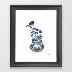 Ostindia Framed Art Print