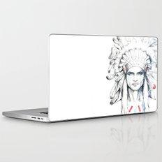Indian Man Laptop & iPad Skin