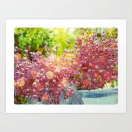 Crépuscule Art Print