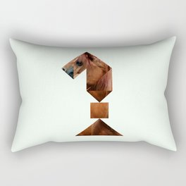 KNIGHT Rectangular Pillow