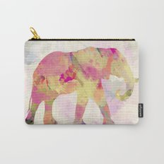 Abstract Elephant II Carry-All Pouch