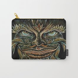 Forest Elemental Color Carry-All Pouch