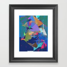 Untitled 20150723u Framed Art Print