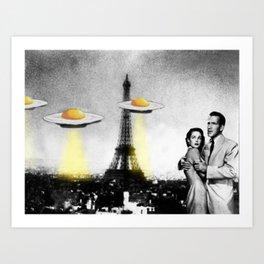 _PARIS Art Print