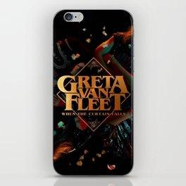 GRETA VAN FLEET 22 NEW TOUR DATES 2018 / 209 CINDERLELA iPhone Skin