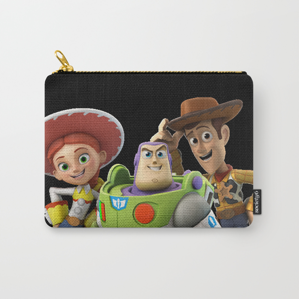 Story Toys 3 Carry-all Pouch by Coolb CAP8935913