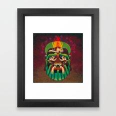 Gongbuhufashen Framed Art Print