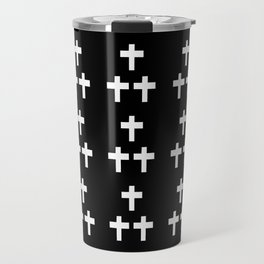 Christian Cross 1 Travel Mug