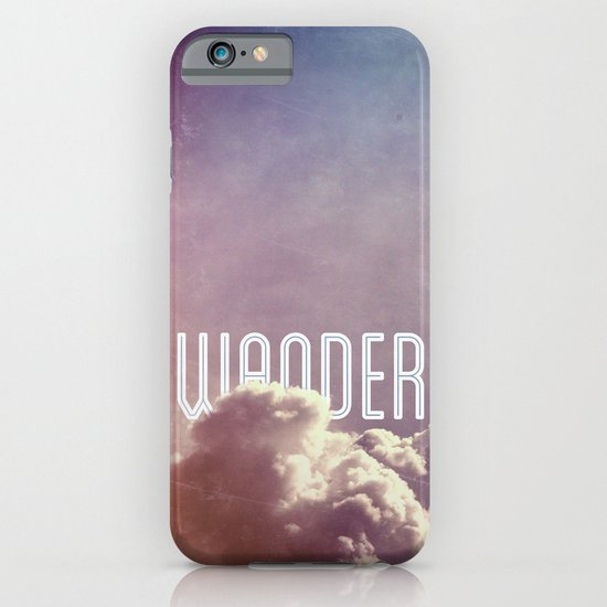 Wander (square) iPhone & iPod Case
