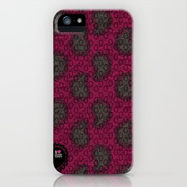Good Times Paisley iPhone Case