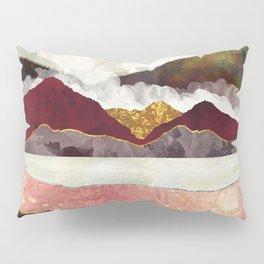 Melon Mountains Pillow Sham