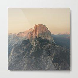 Half Dome III Metal Print