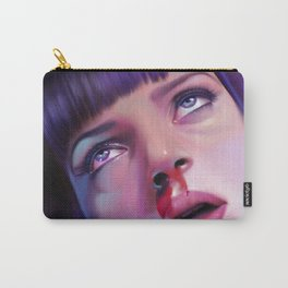 Mia Wallace - Pulp Fiction Carry-All Pouch