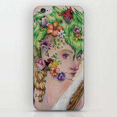 Wandering Season iPhone & iPod Skin