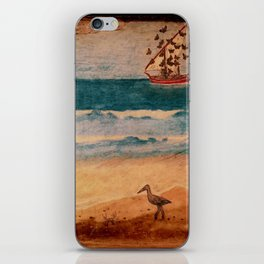 MIGRATION iPhone Skin