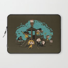 Quentin's Square Laptop Sleeve