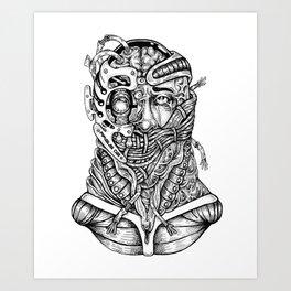 T.E.A.R.S Art Print