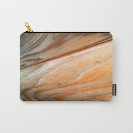 Wood Texture II Carry-All Pouch