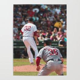 Boston Redsox Poster Poster