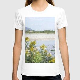 River banks T-shirt