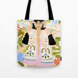 I Want To See The Beauty In The World Tote Bag