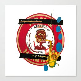 Arm and Hammer Canvas Print