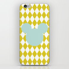 From there to here iPhone & iPod Skin