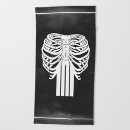 PUNISHER SKULL Beach Towel