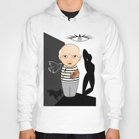 pablo picasso Hoodies featuring Kokeshi artist Pablo Picasso by Pendientera