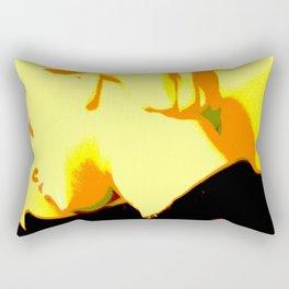 Ghost Of Elvis Rectangular Pillow