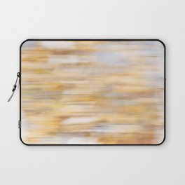 Autumn Leaves Abstract Laptop Sleeve