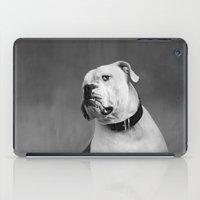 allyson johnson iPad Cases featuring Johnson by Nicole Mlakar