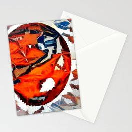 Patchy Easteregg Stationery Cards