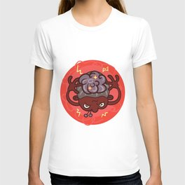 Expressive grandmother T-shirt