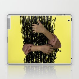 embrace chaos Laptop & iPad Skin