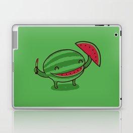 A Happy Slice of Life Laptop & iPad Skin