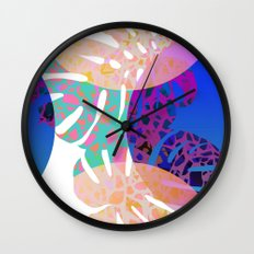 Spotlight Wall Clock