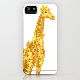 Gerald iPhone Case