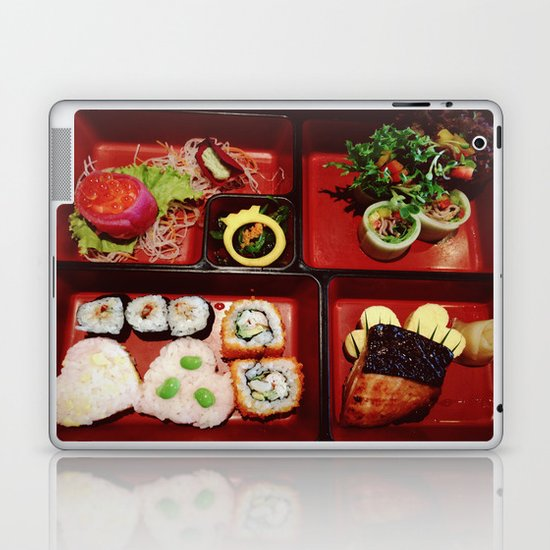 Cute Bento Laptop & iPad Skin