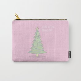 All Dressed Up #kawaii #christmas Carry-All Pouch