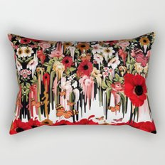 Spring Fling Rectangular Pillow