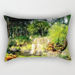 Design garden 02 Rectangular Pillow