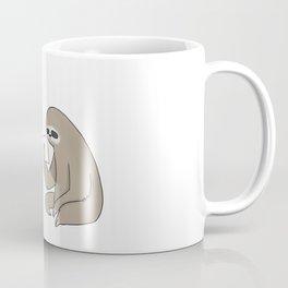 Sloth To-Do List  Coffee Mug