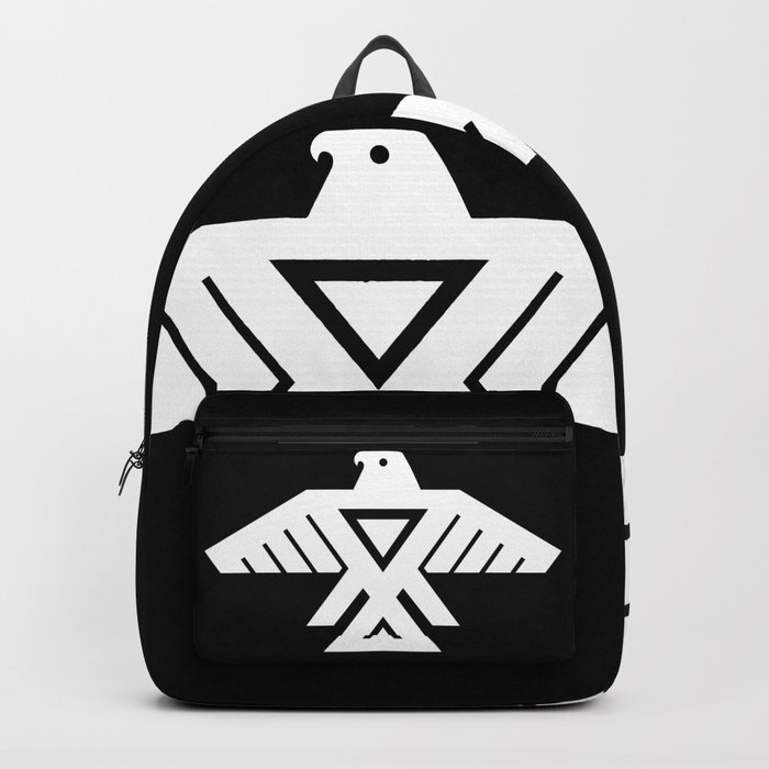 Thunderbird flag - Inverse edition version Backpack