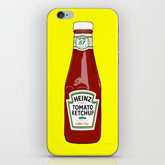 1 of 57 flavours iPhone & iPod Skin